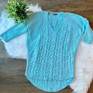 Express knit sweater